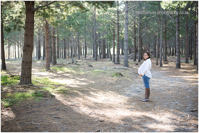 Cape Town Maternity Photographer | Tokai Forest | Heathyr Huss Photography_0001