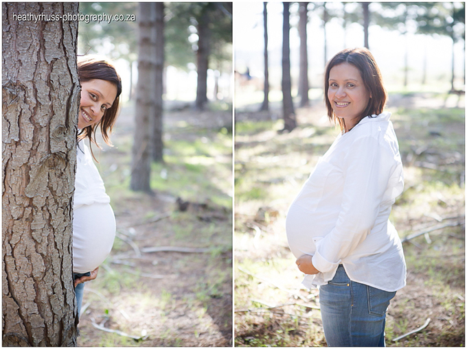 Cape Town Maternity Photographer | Tokai Forest | Heathyr Huss Photography_0002