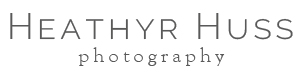 Heathyr Huss Photography – Cape Town wedding and portrait photographer logo